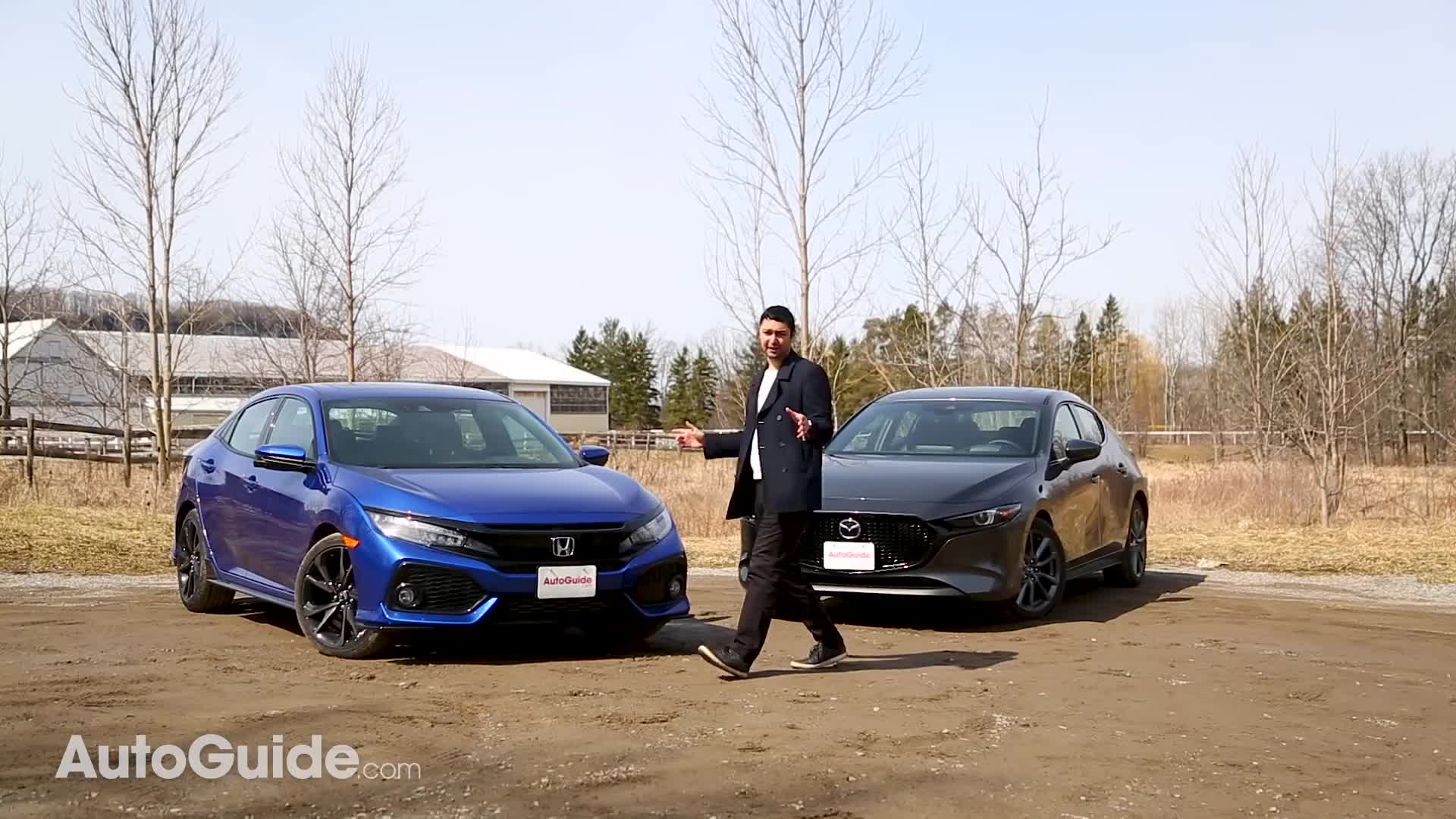 Mazda vs Civic Video Thumb